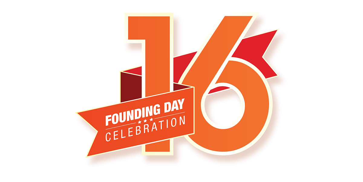 16th Founding day