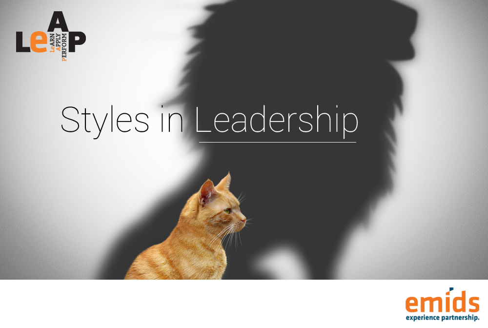Styles of management – How to become better leaders.