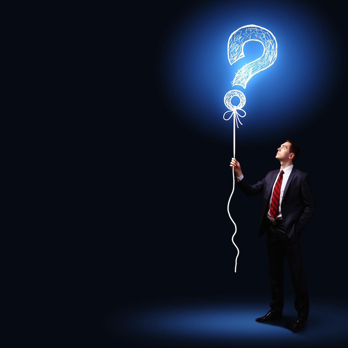 Critical thinking via questions