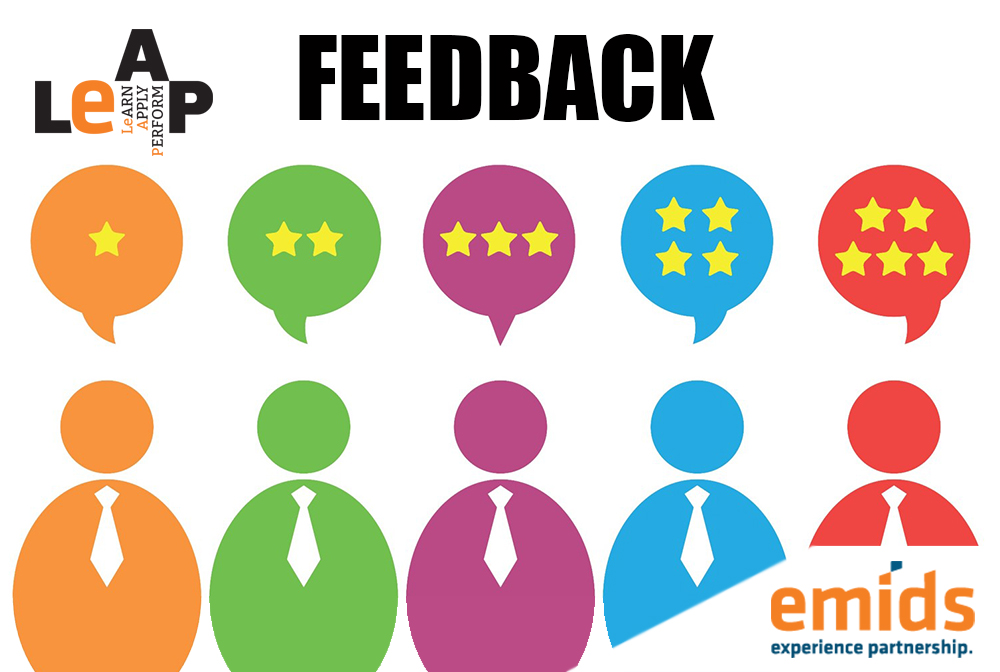 Delivering the gift of feedback