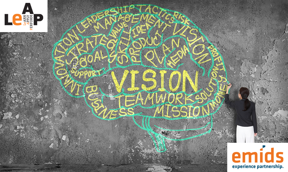 Communicating a compelling vision