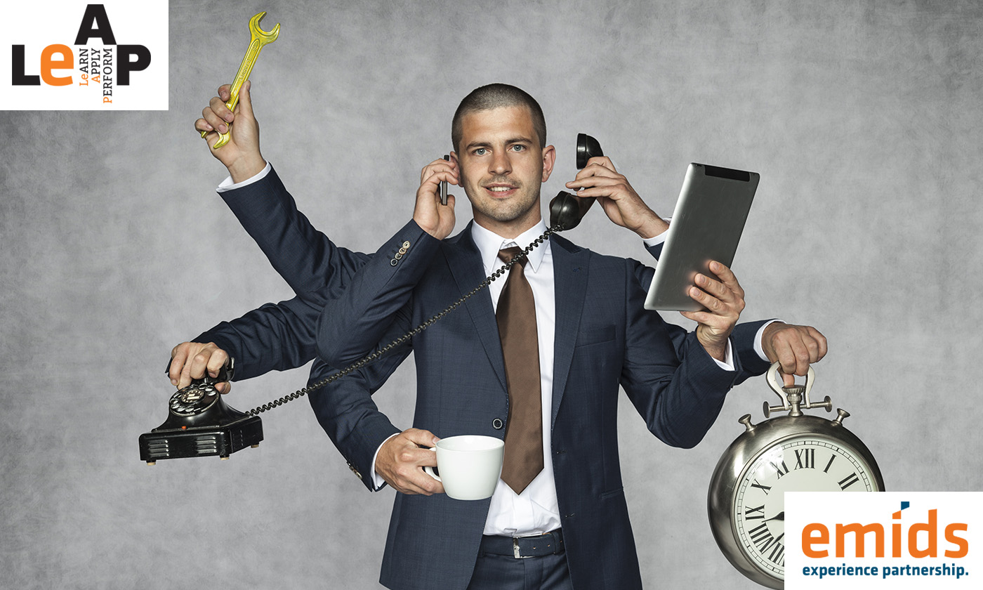 Want to be productive? Don't multi-task.