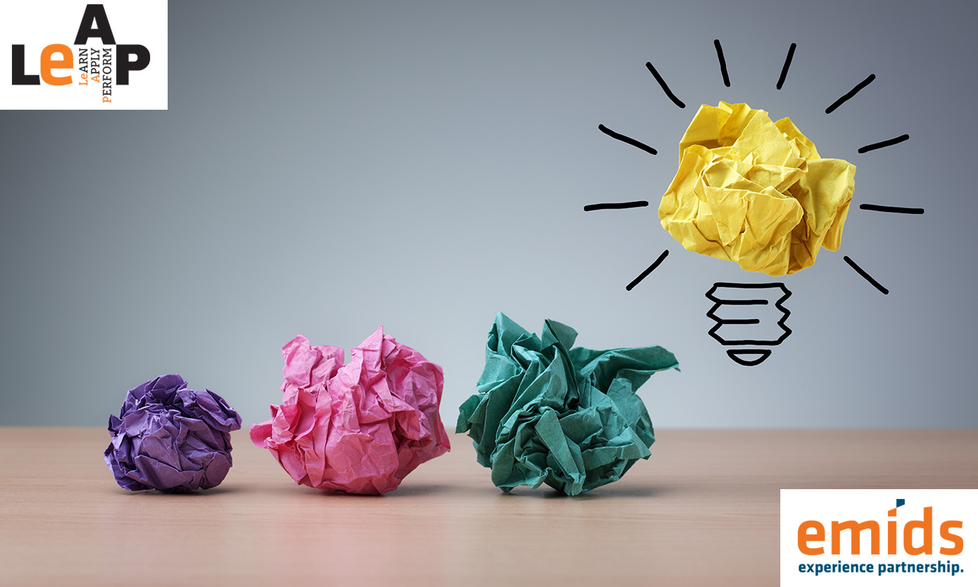 How to generate good ideas?