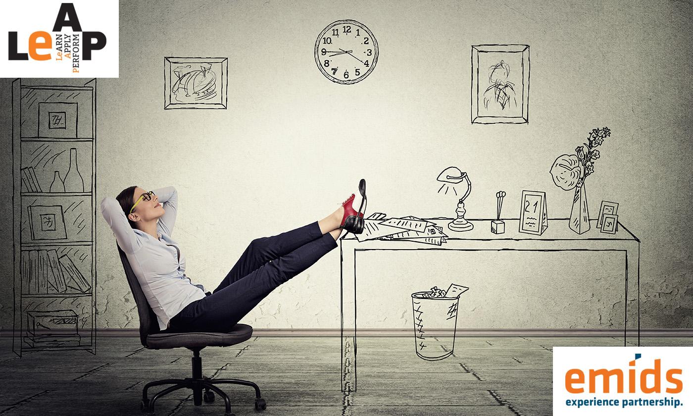 Three tricks to beat procrastination