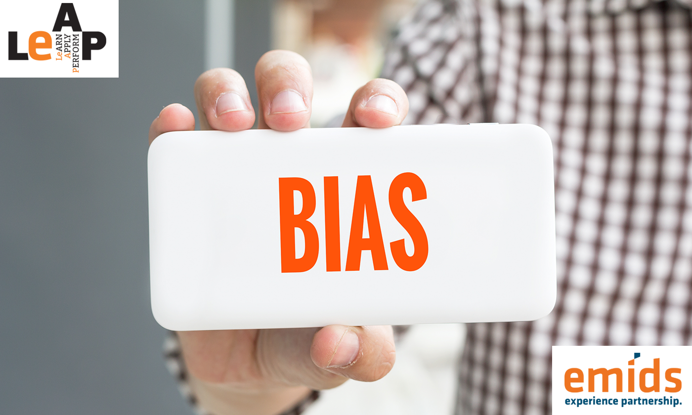 Bias: it affects our decisions and we might not know it