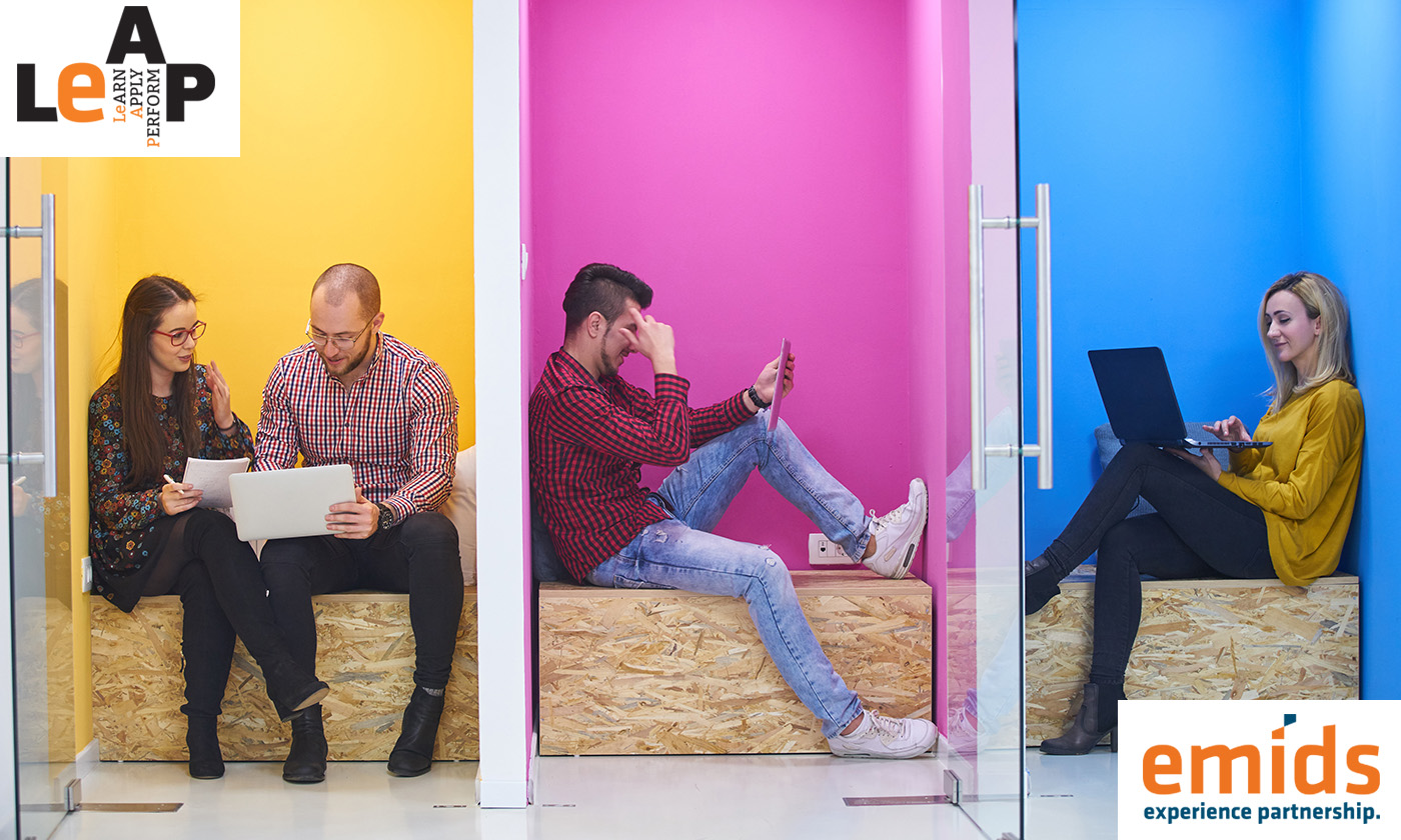 Why is co-working so effective?