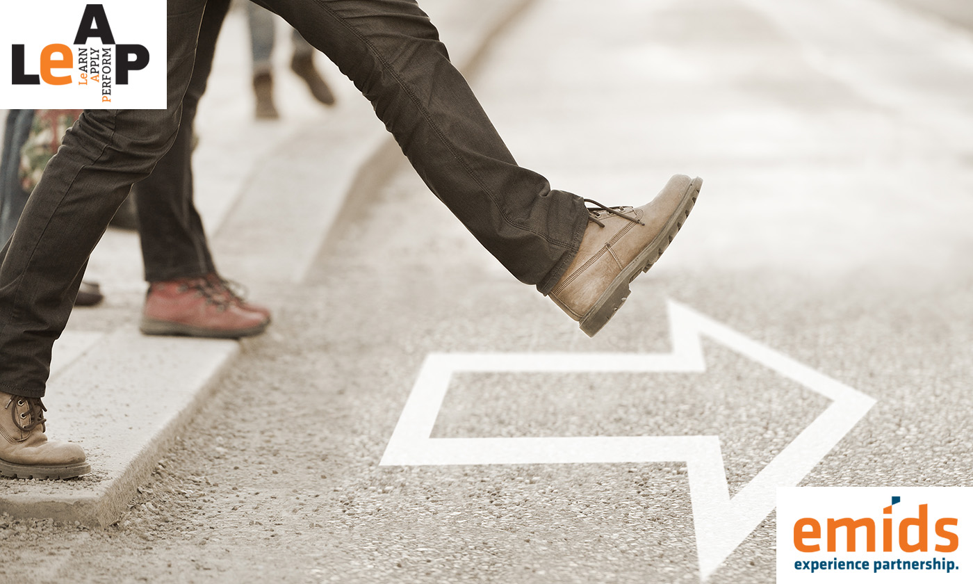 Stuck in a career plateau? Here's how to move on.