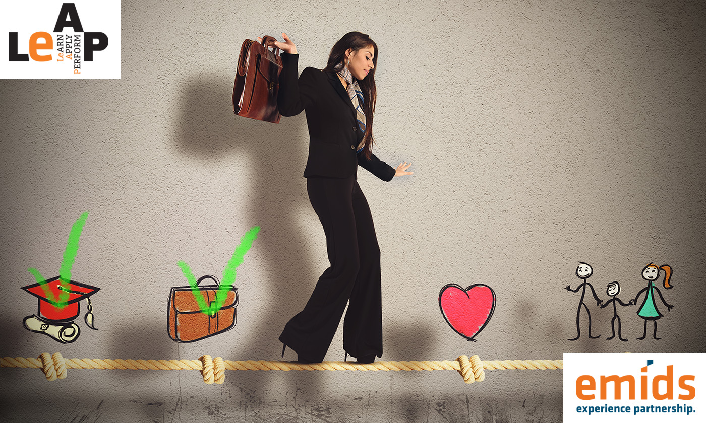 Rules of thumb for work-life balance