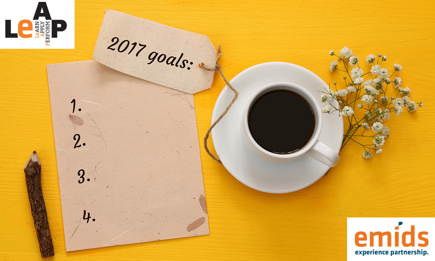 What would make you a better employee in 2017?