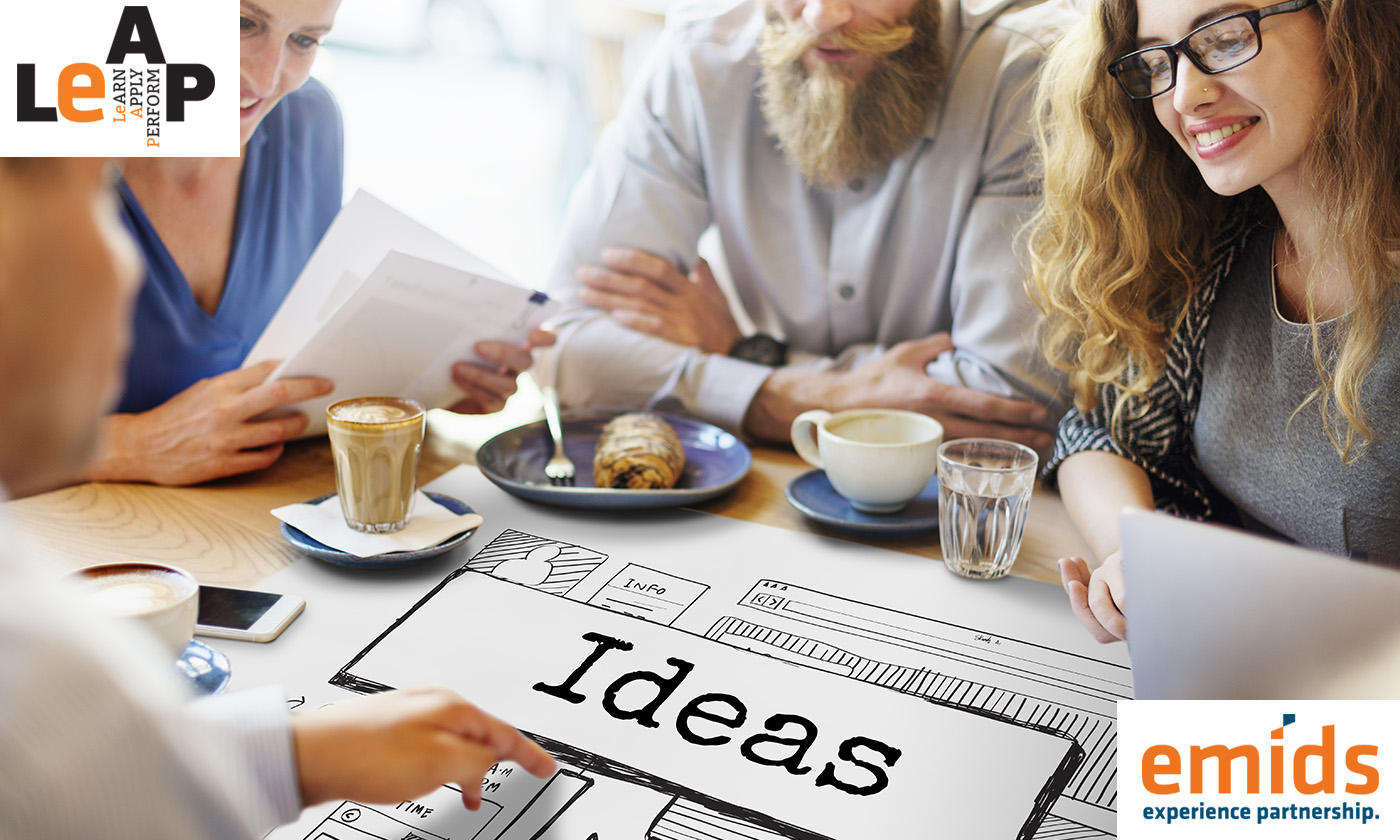 Cater to your internal customers with design thinking