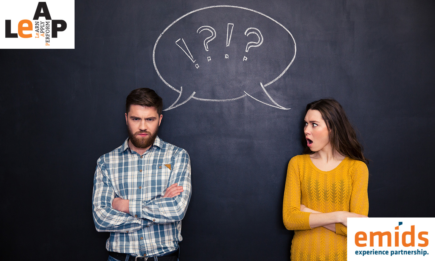 What to do when someone offends you