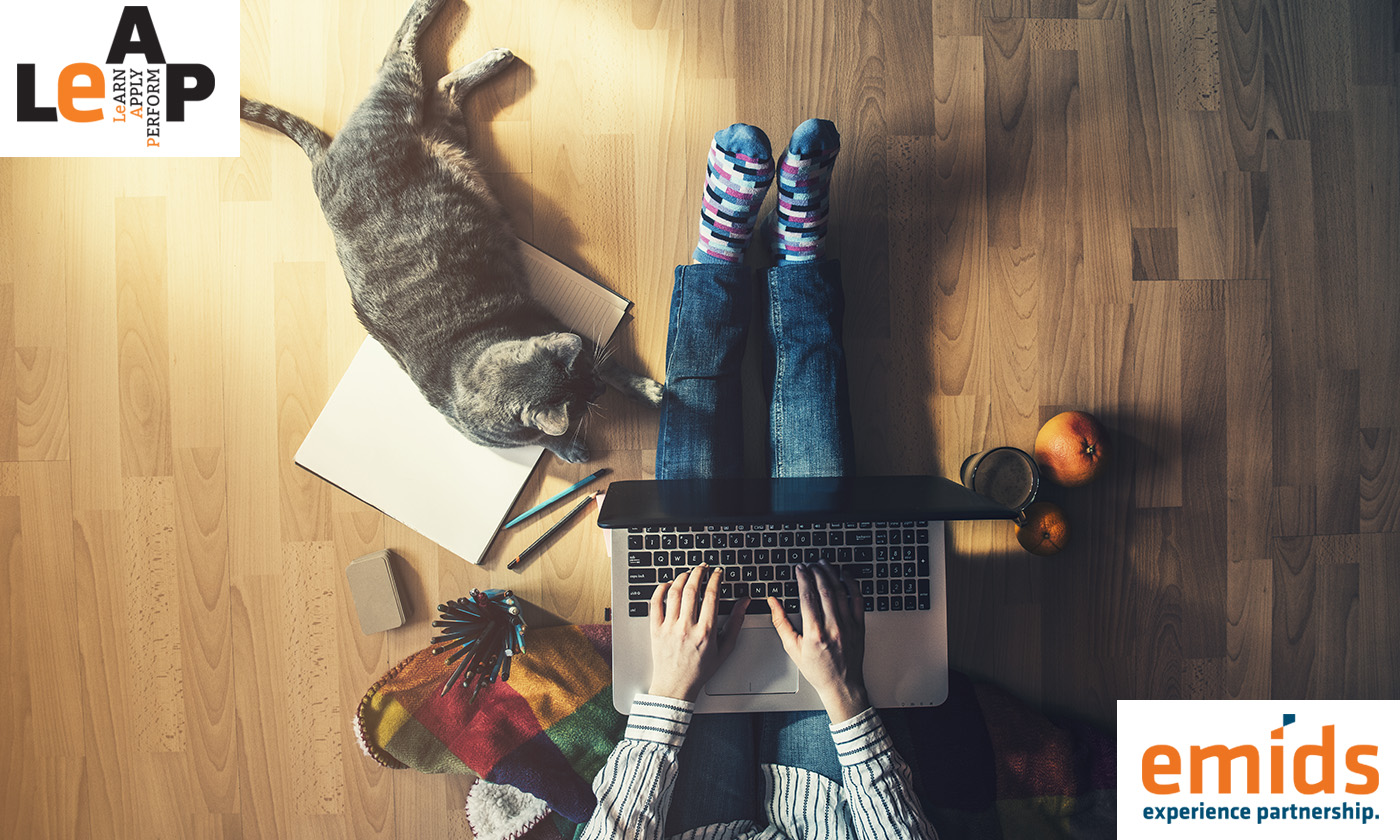 The changing impact of working from home