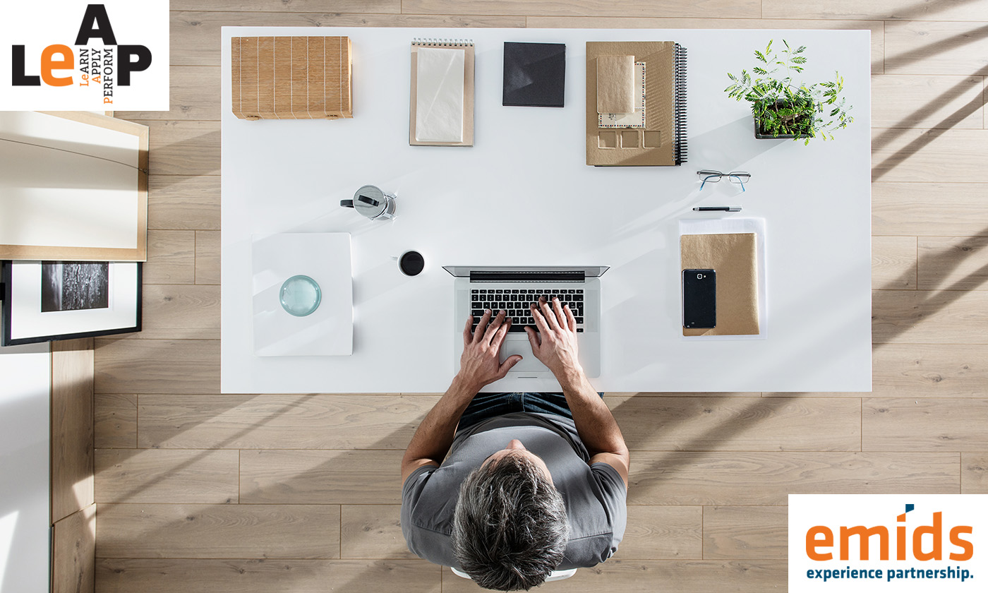 Organize smartly, if you want to be productive