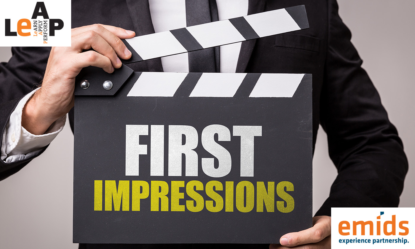 First impressions: look beyond them