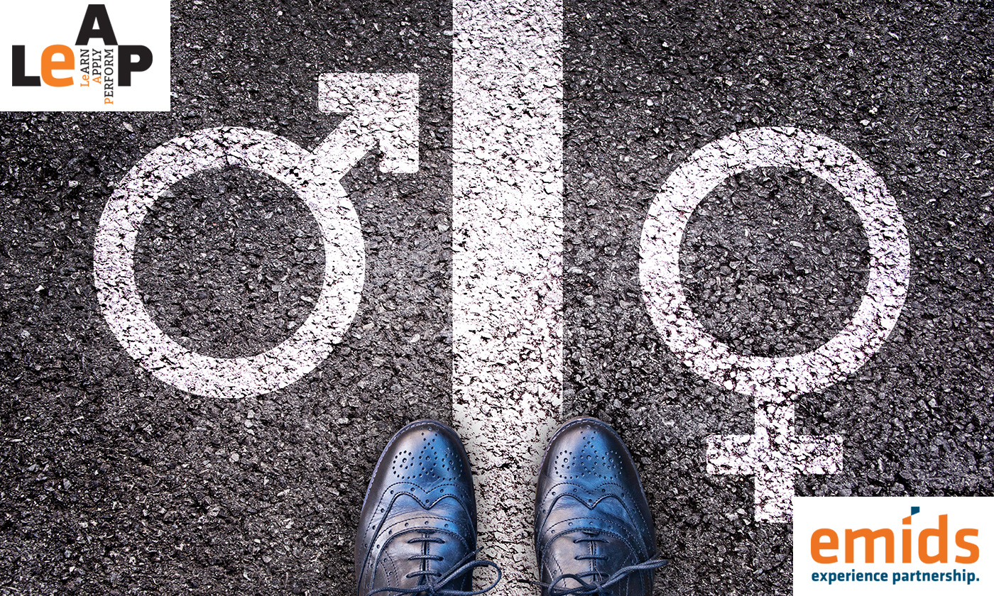 Take a step closer to gender equity, by debunking myths