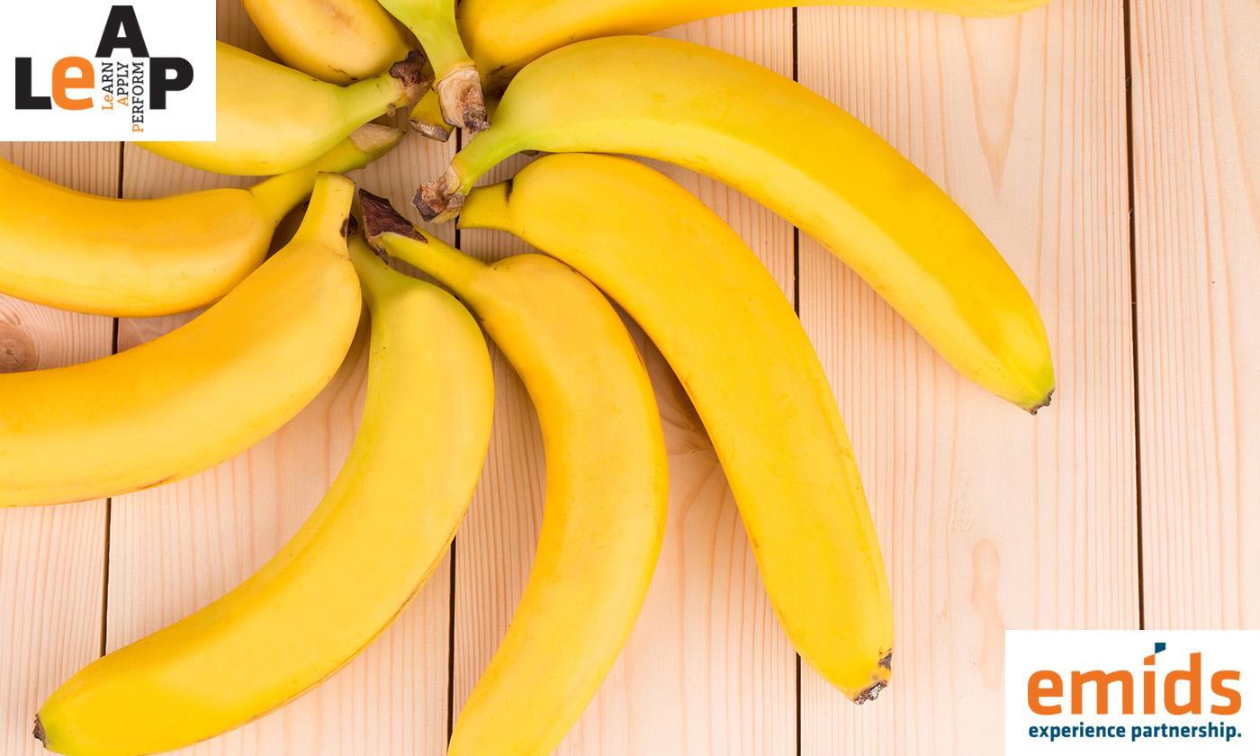 What bananas teach us about behavior change