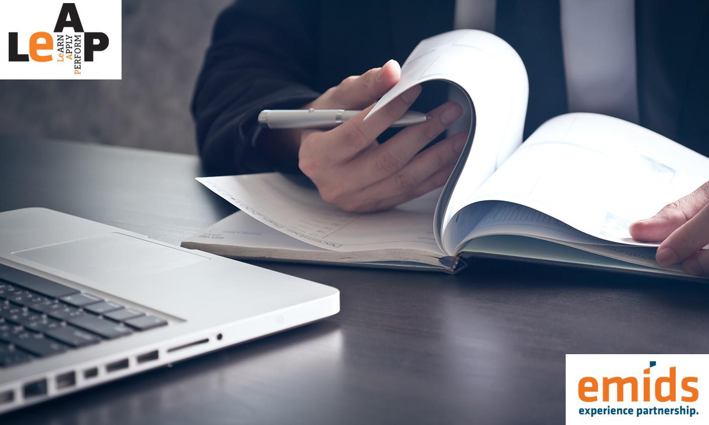 Work journaling – an idea that works