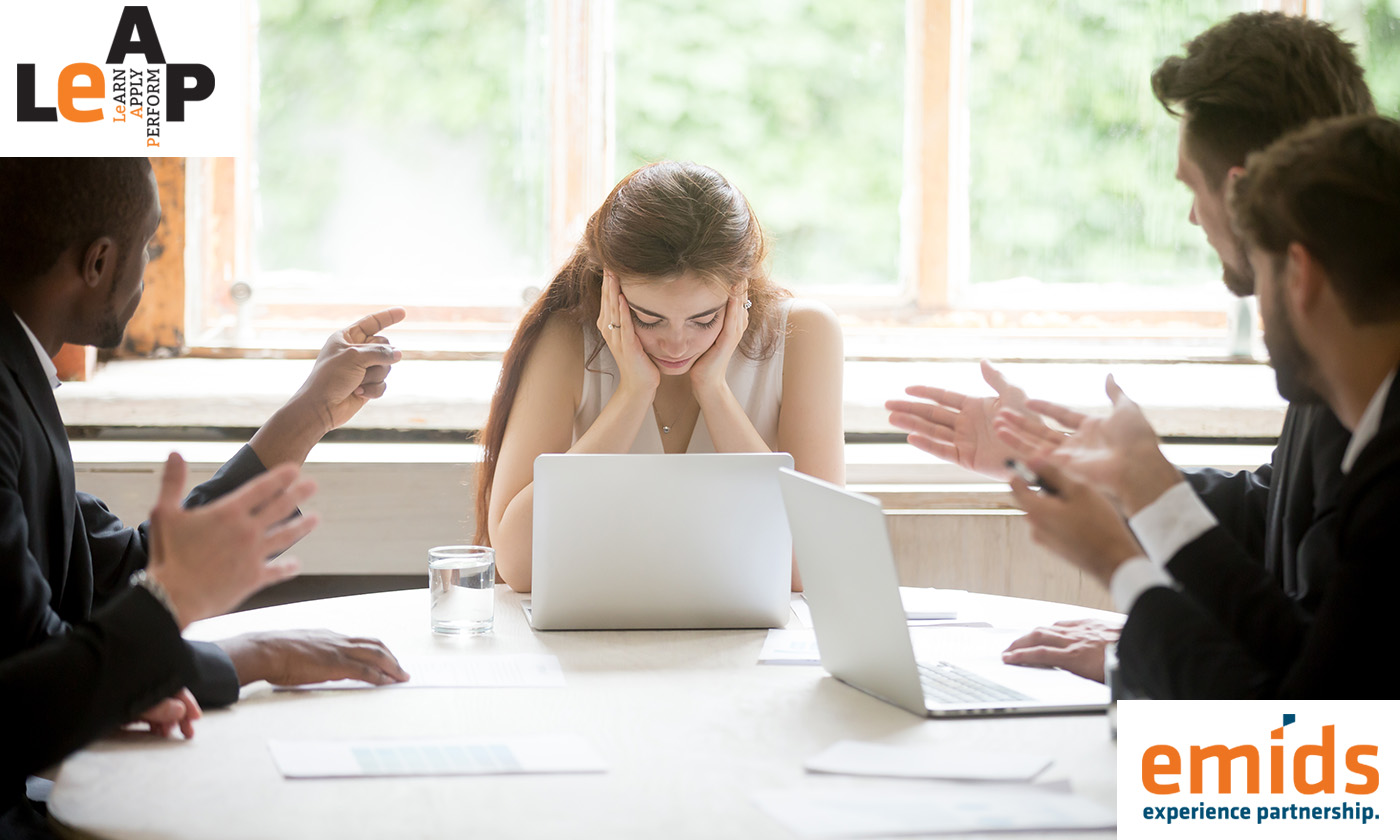 Negative feedback – handle it right