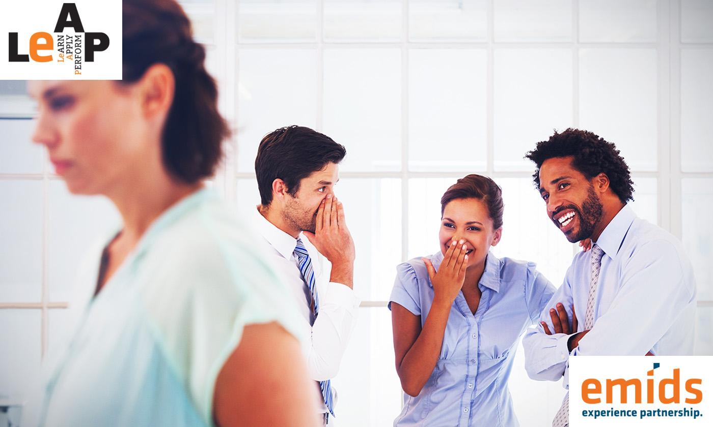 Undoing the negative effects of gossip through six steps
