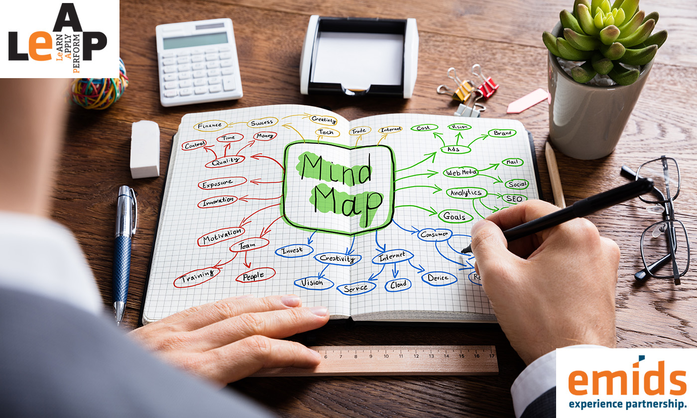 Meet your creative assistant – the mind map