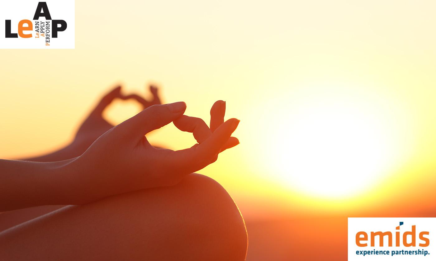 LeAP Diaries – WE Yoga
