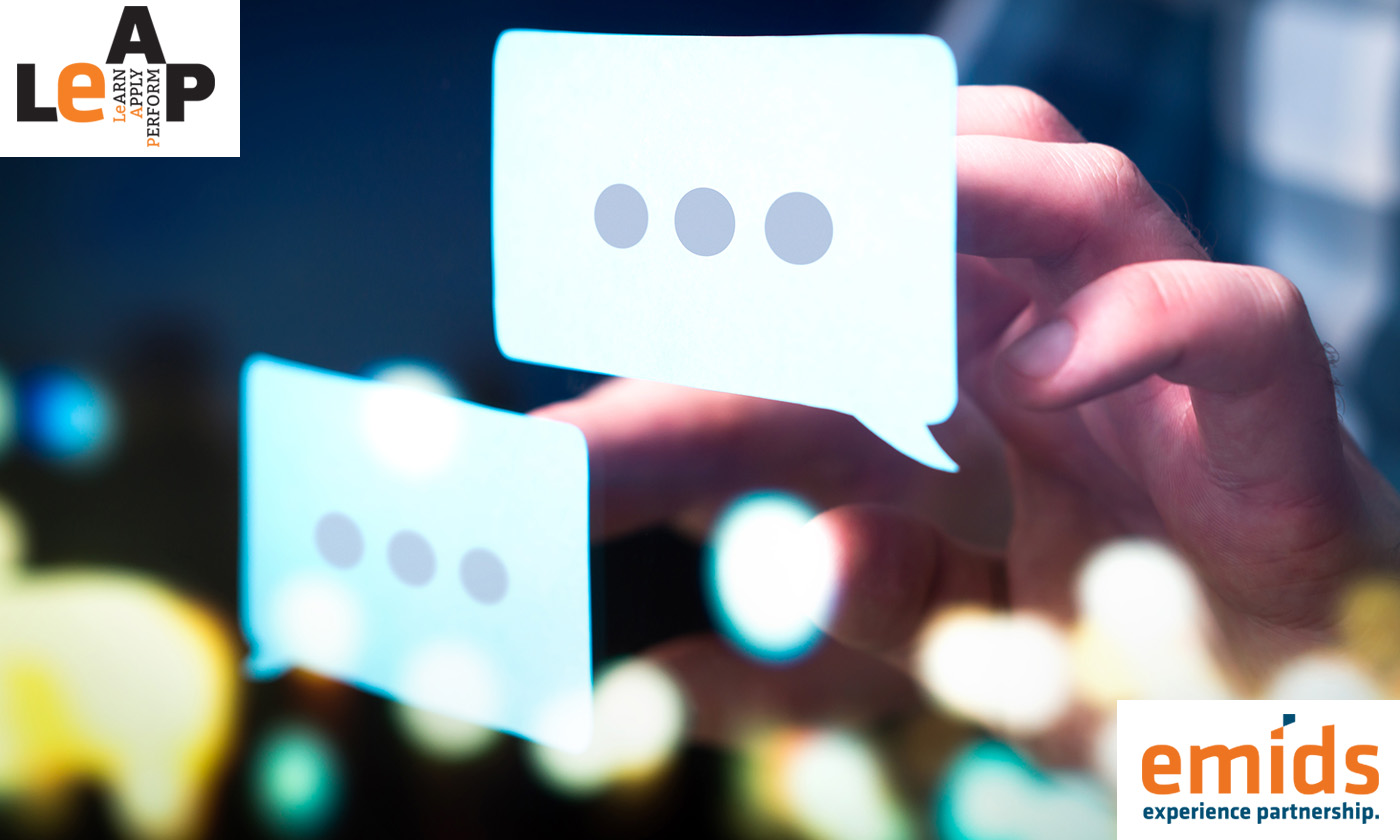 Hesitant to start a networking conversation? These ideas can help.