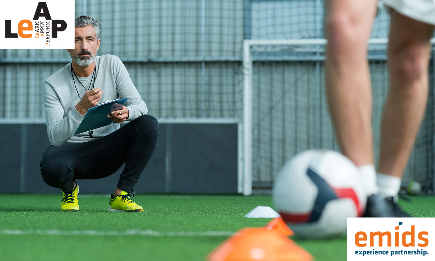 Want to become a better manager? These lessons from the coach's playbook can help