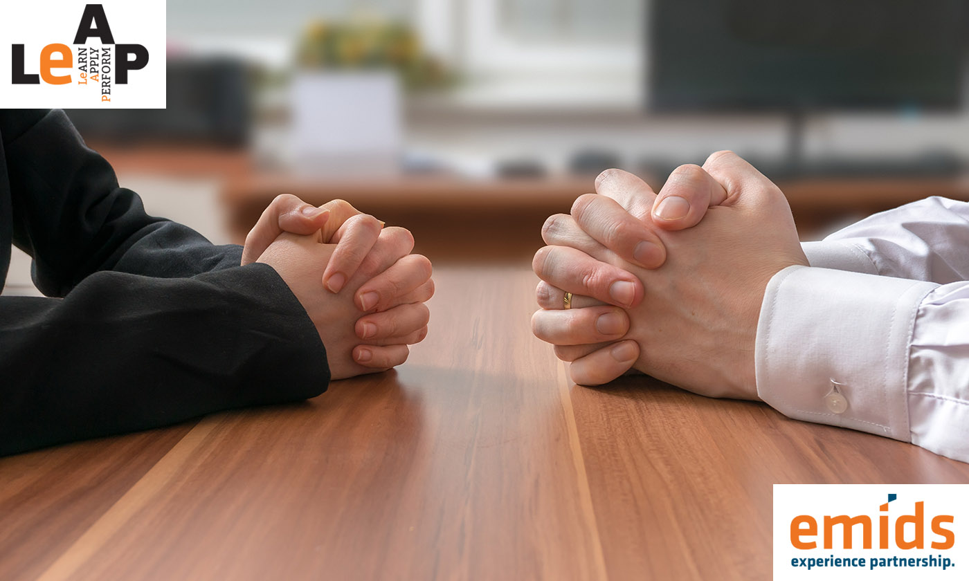 The first rule of negotiation: You're more likely to win if the other side doesn't lose