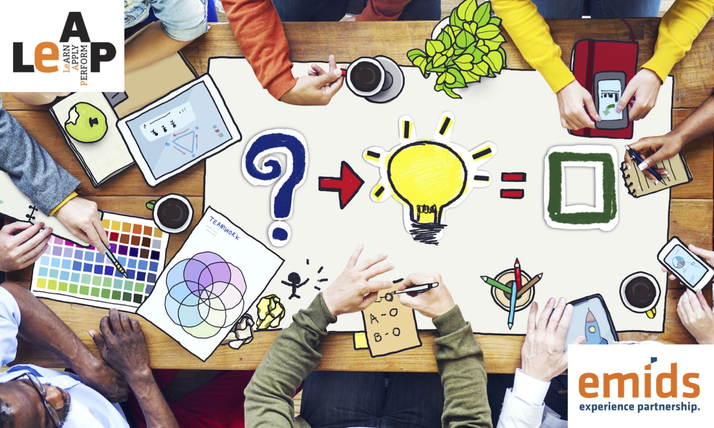 Three ways to get creative with your teams