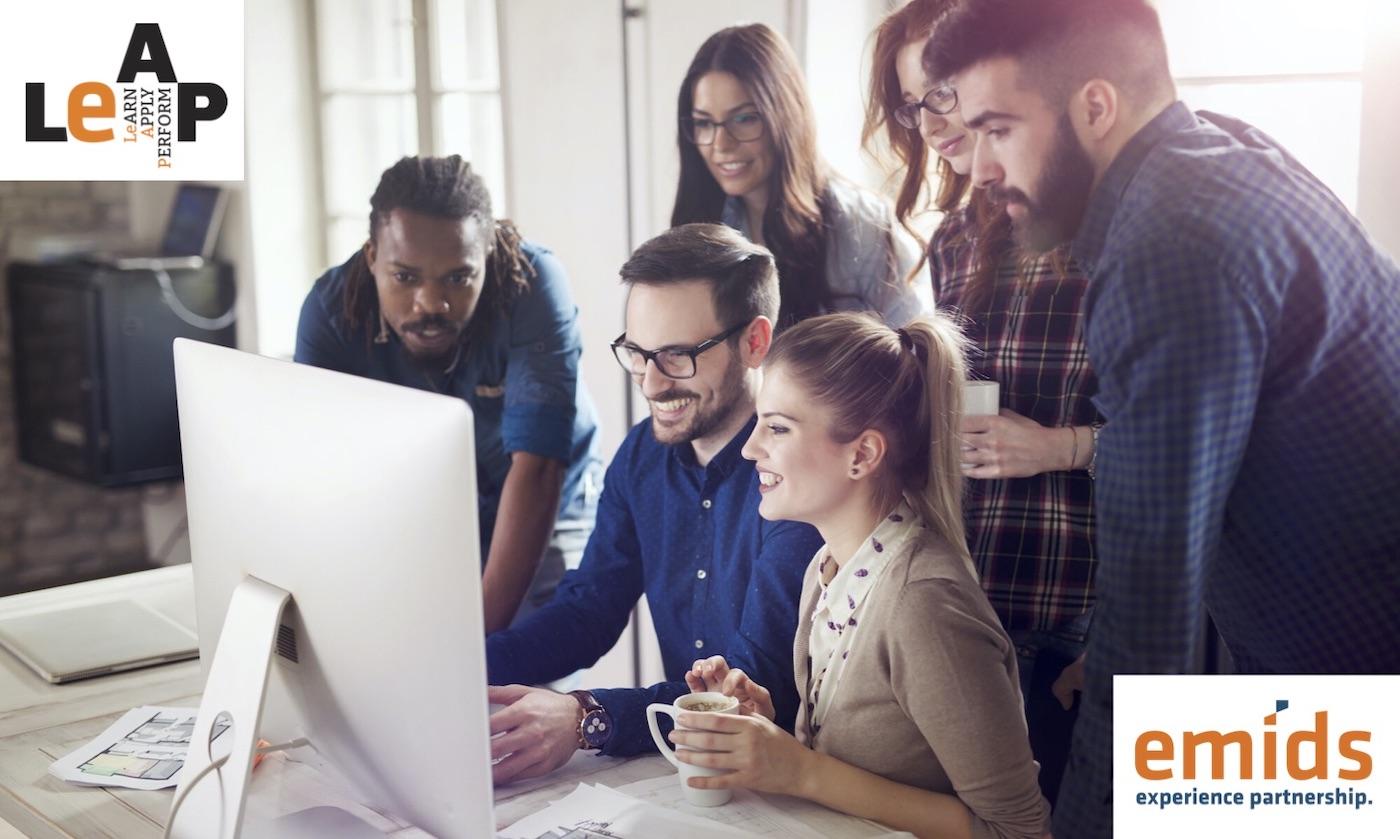 Leadership redefined for self-managing teams