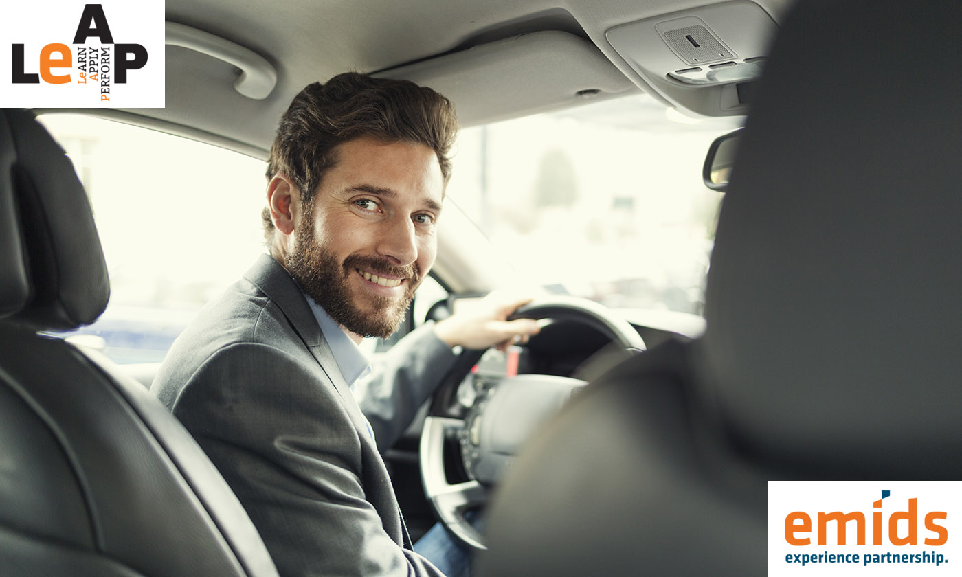 Three types of people in your organization: a car passenger analogy