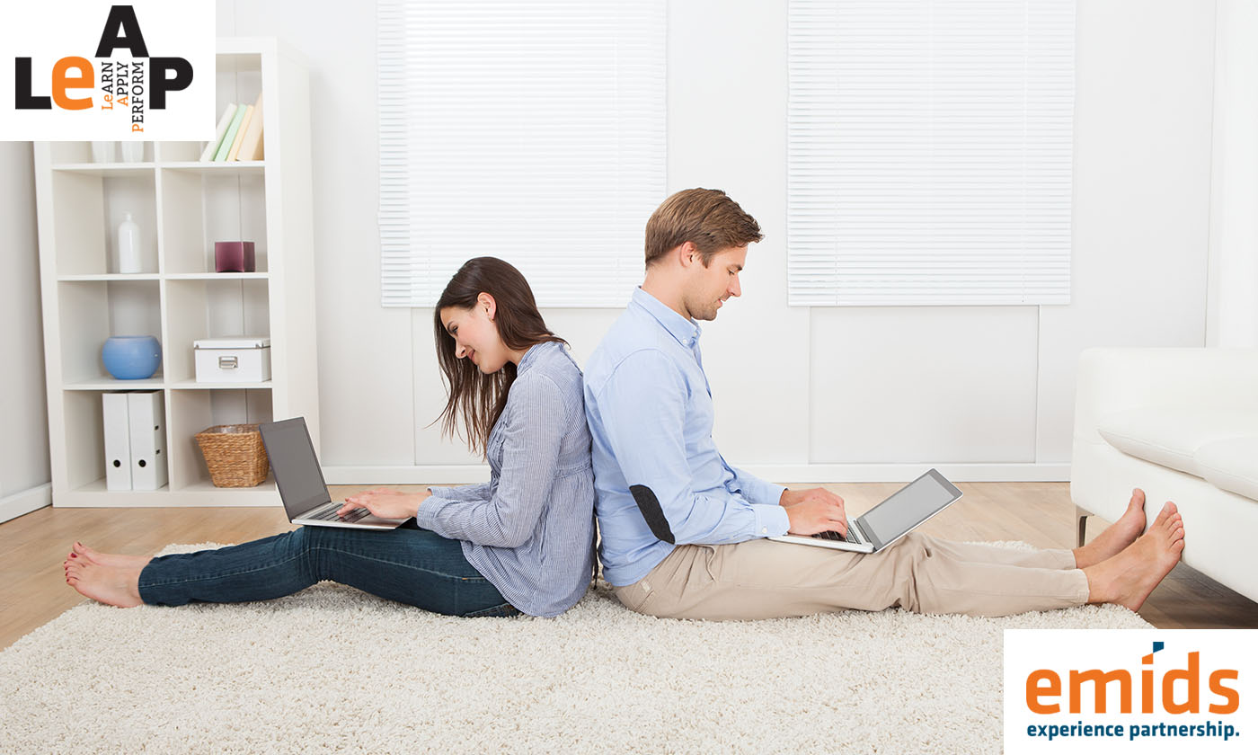Balance personal and professional needs when working from home. Here's how.