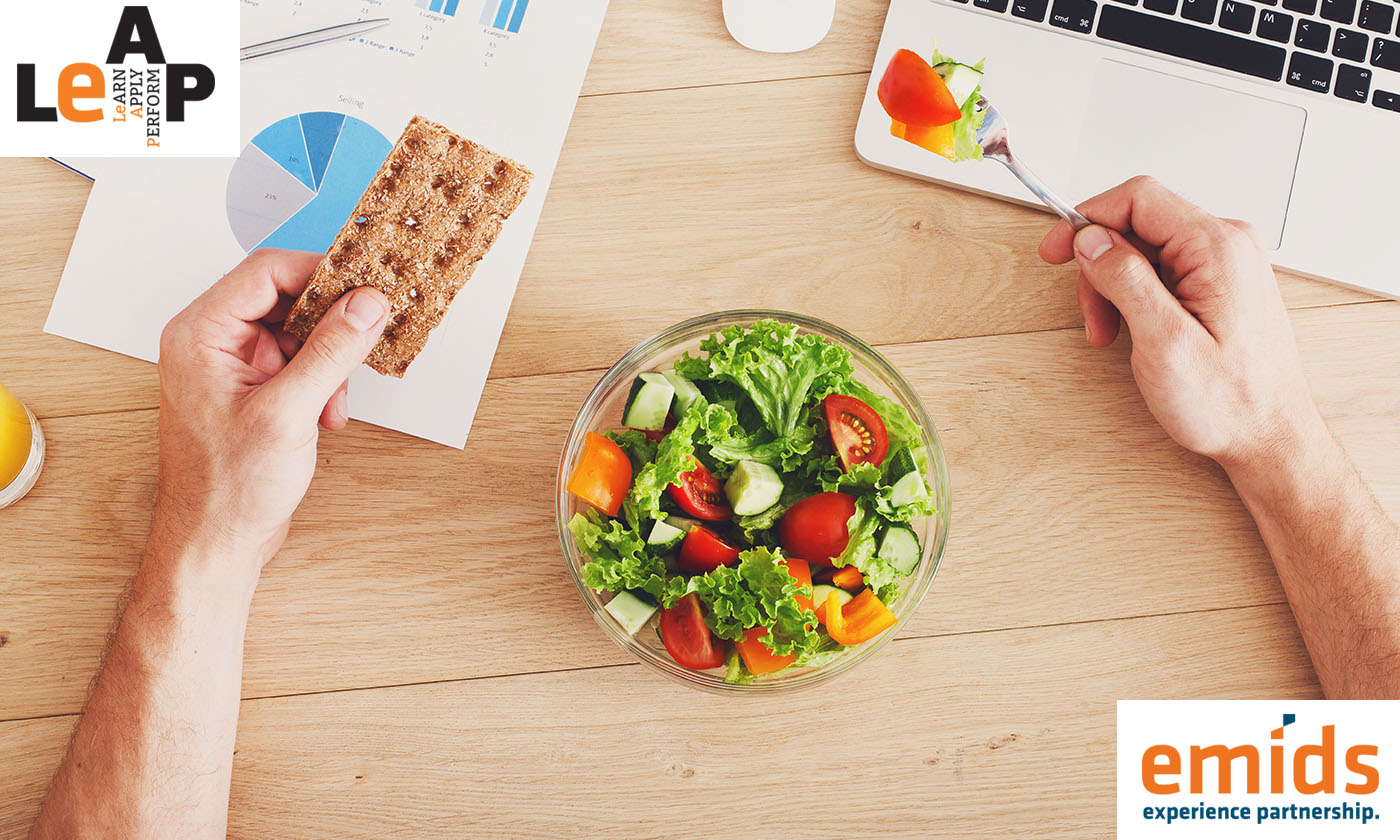 Snacking when working from home? Here's how to control it.