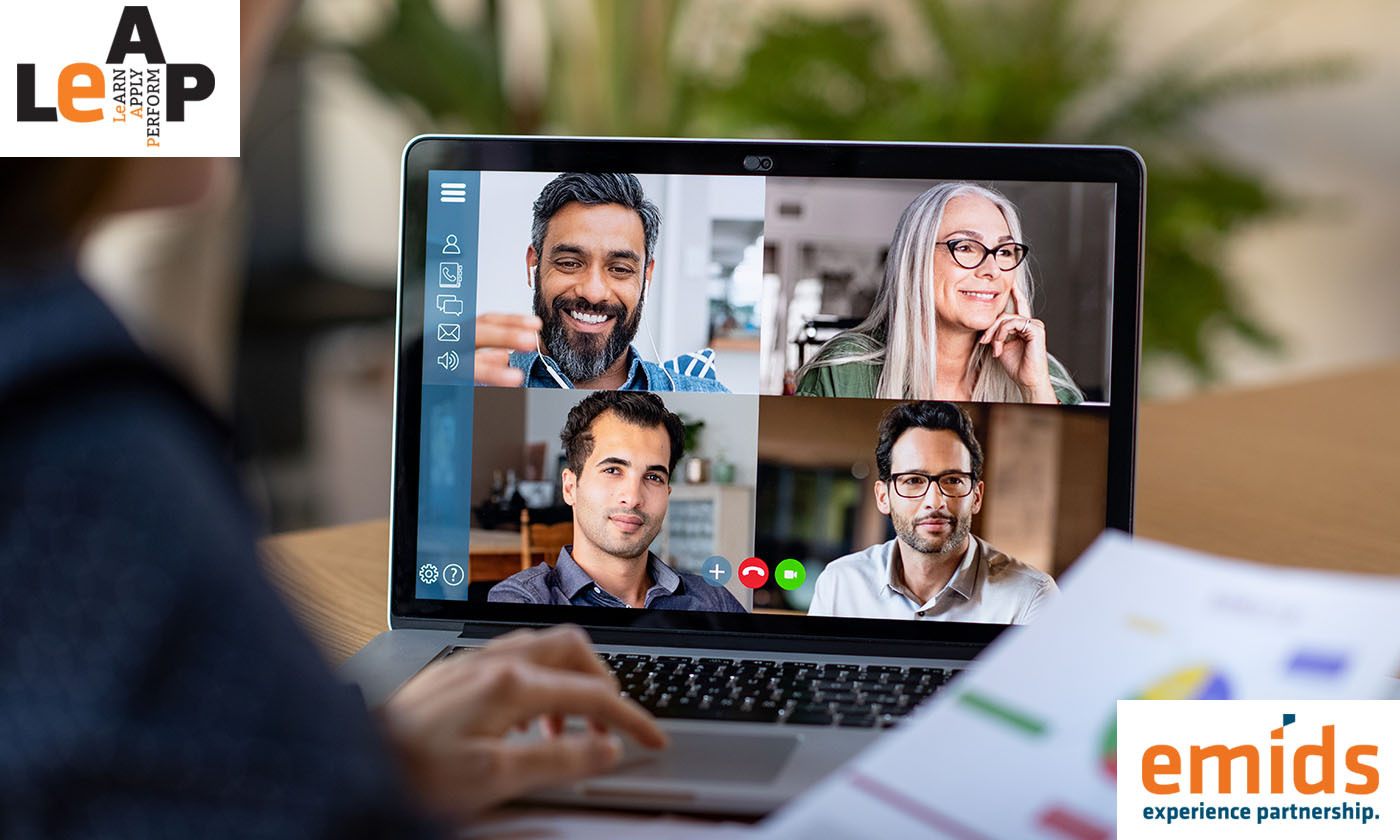 Three ingredients to create better virtual teams
