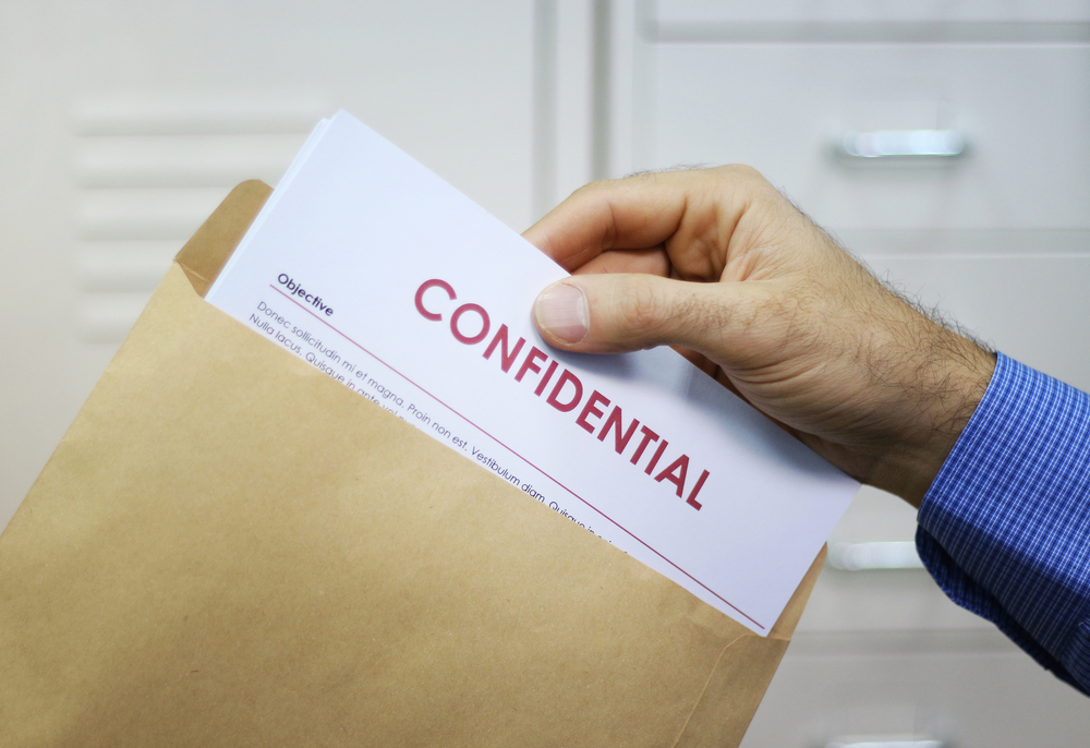 Employee information – the boundaries of confidentiality
